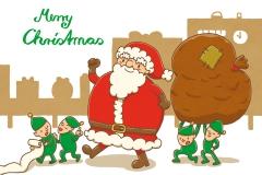 CEWE-Postkarte-Patricia-Oettel-Weihnachtsmaschine